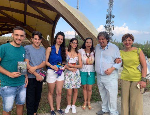 Summer School Writing della prof.ssa T.Preta: Reportage della passeggiata archeologica a Hipponion