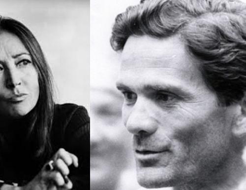 Scuola di Scrittura Creativa – prof.ssa Titti Preta: Dialogo immaginario tra la Fallaci e Pasolini